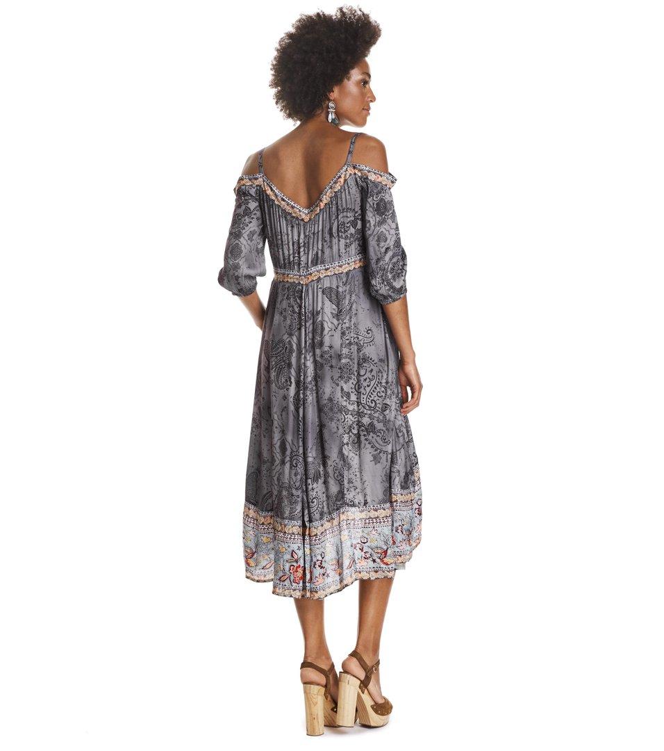 Turned On Dress