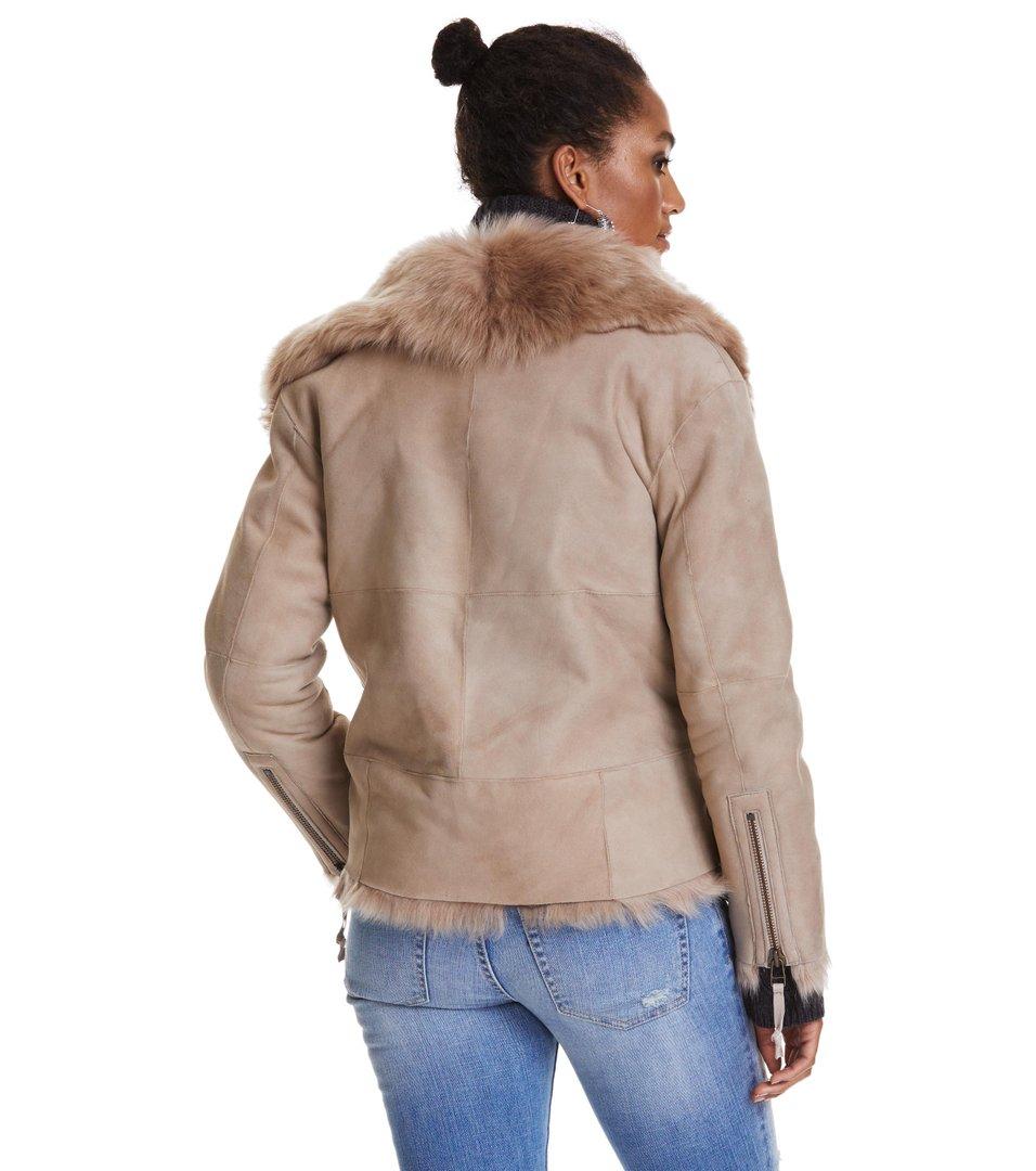 Rhythm Shearling Jacket