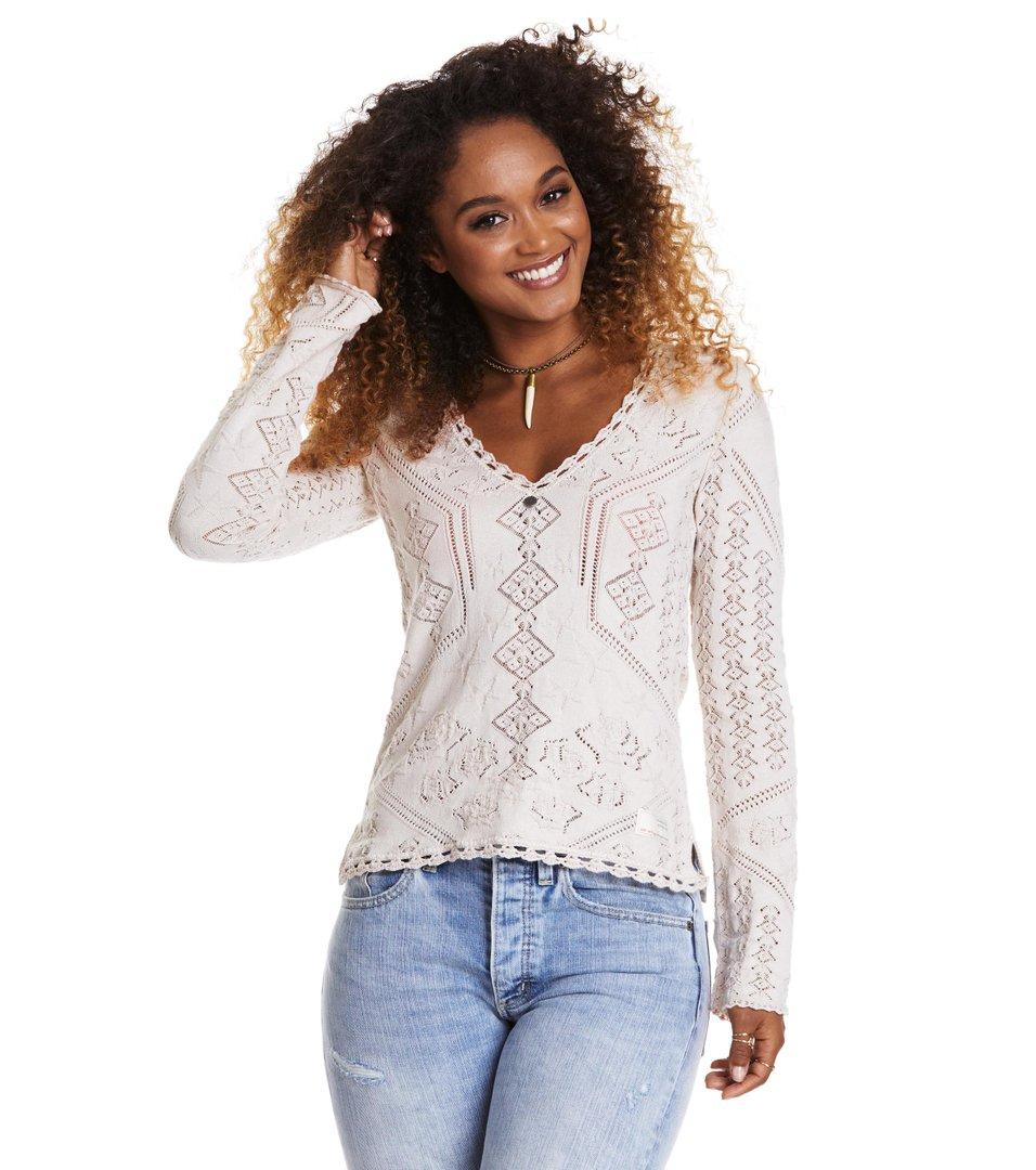Vibrato Sweater