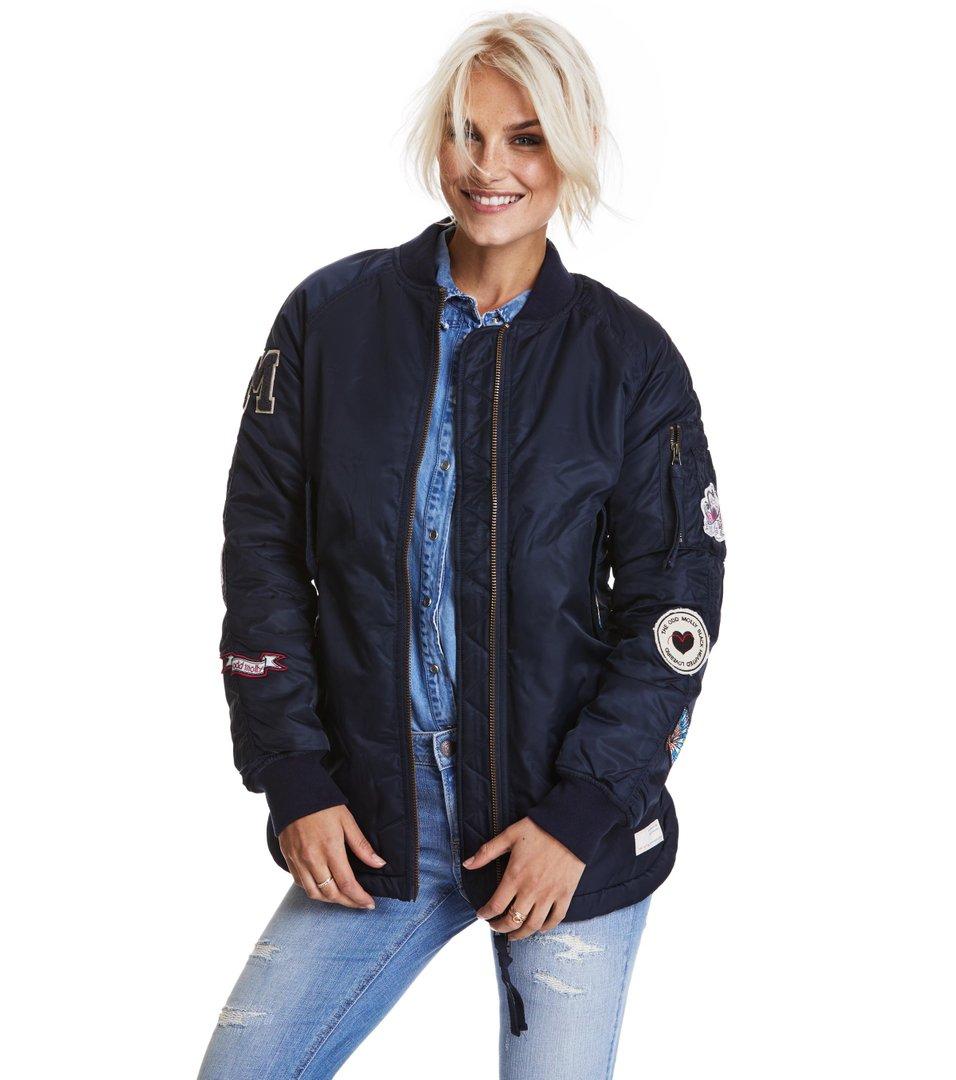 Love Bomber Jacket