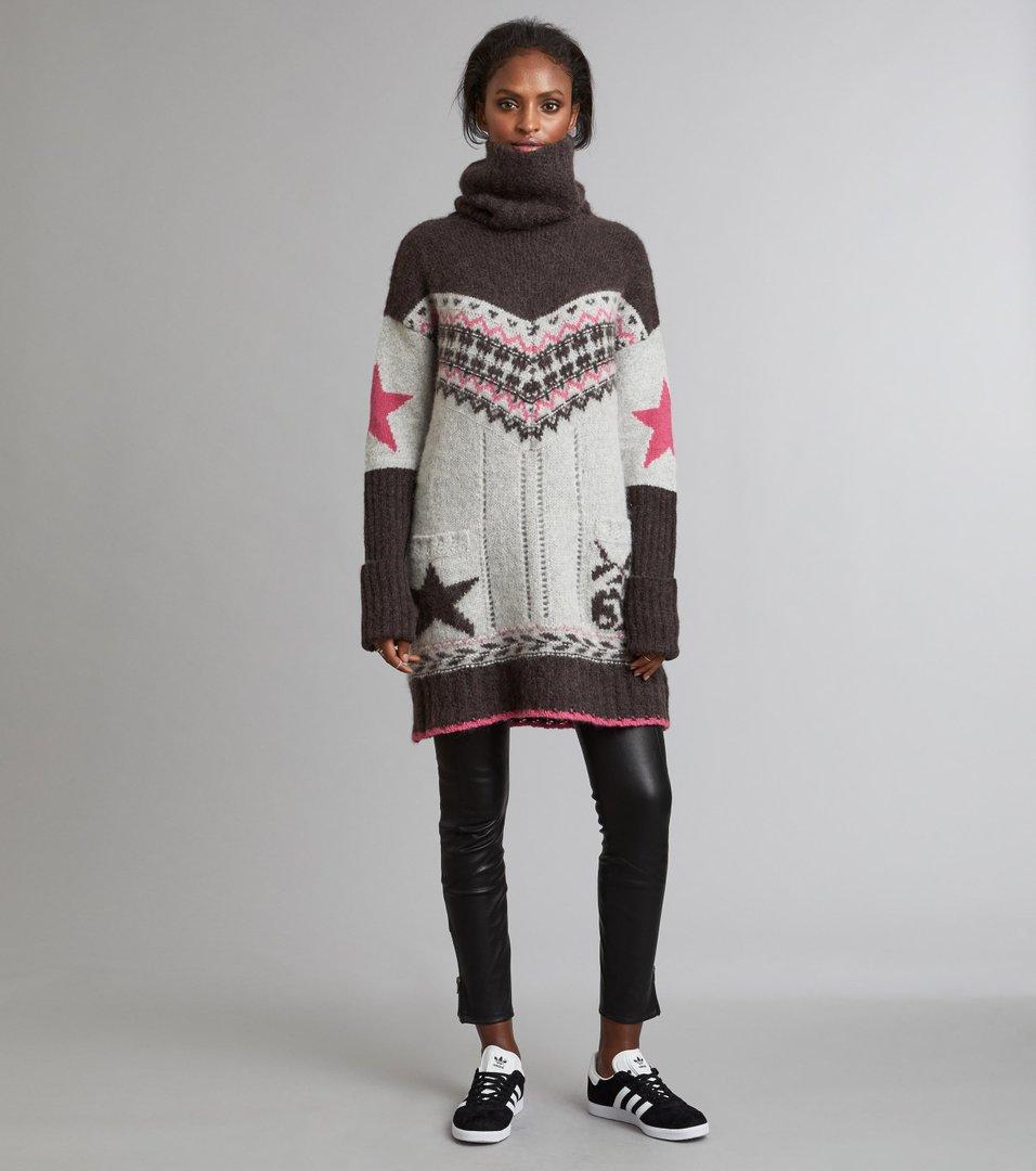 Quadrille Sweater