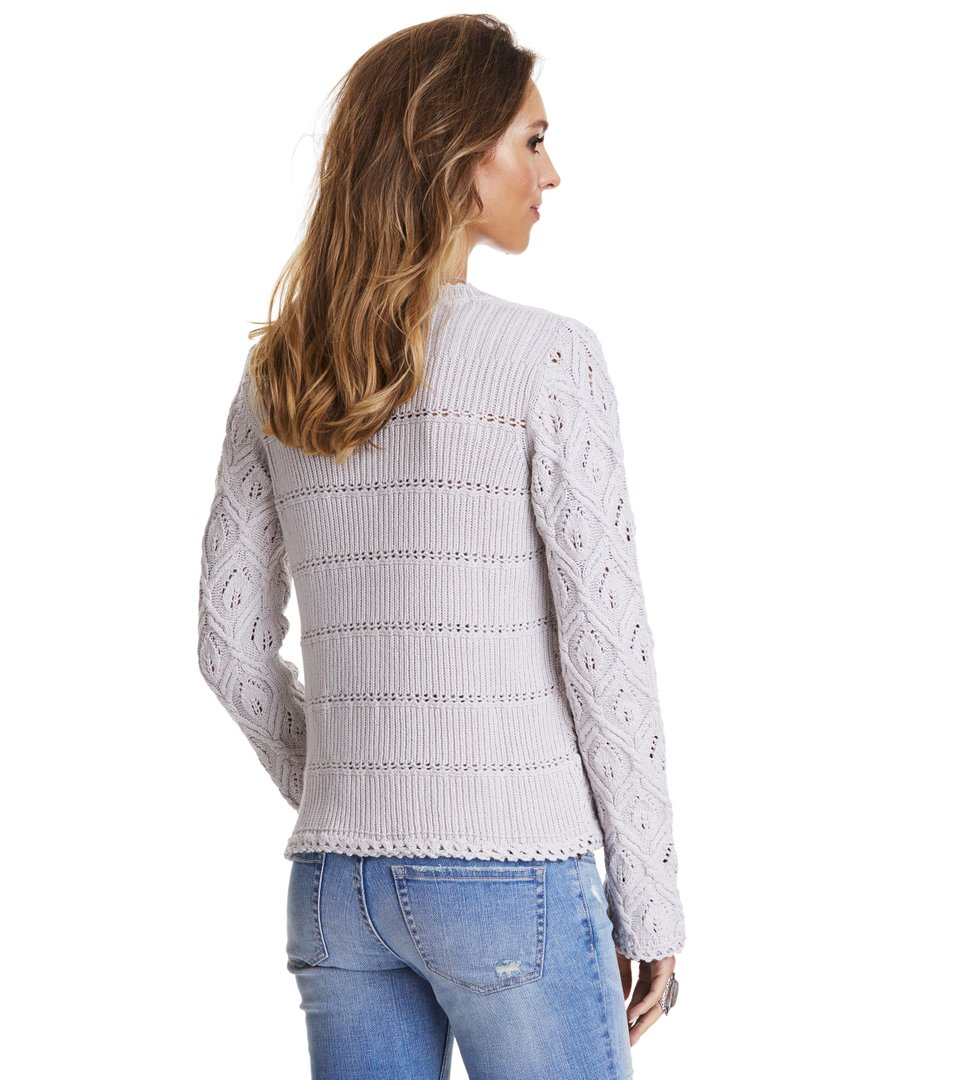 Harmony Knitted Jacket