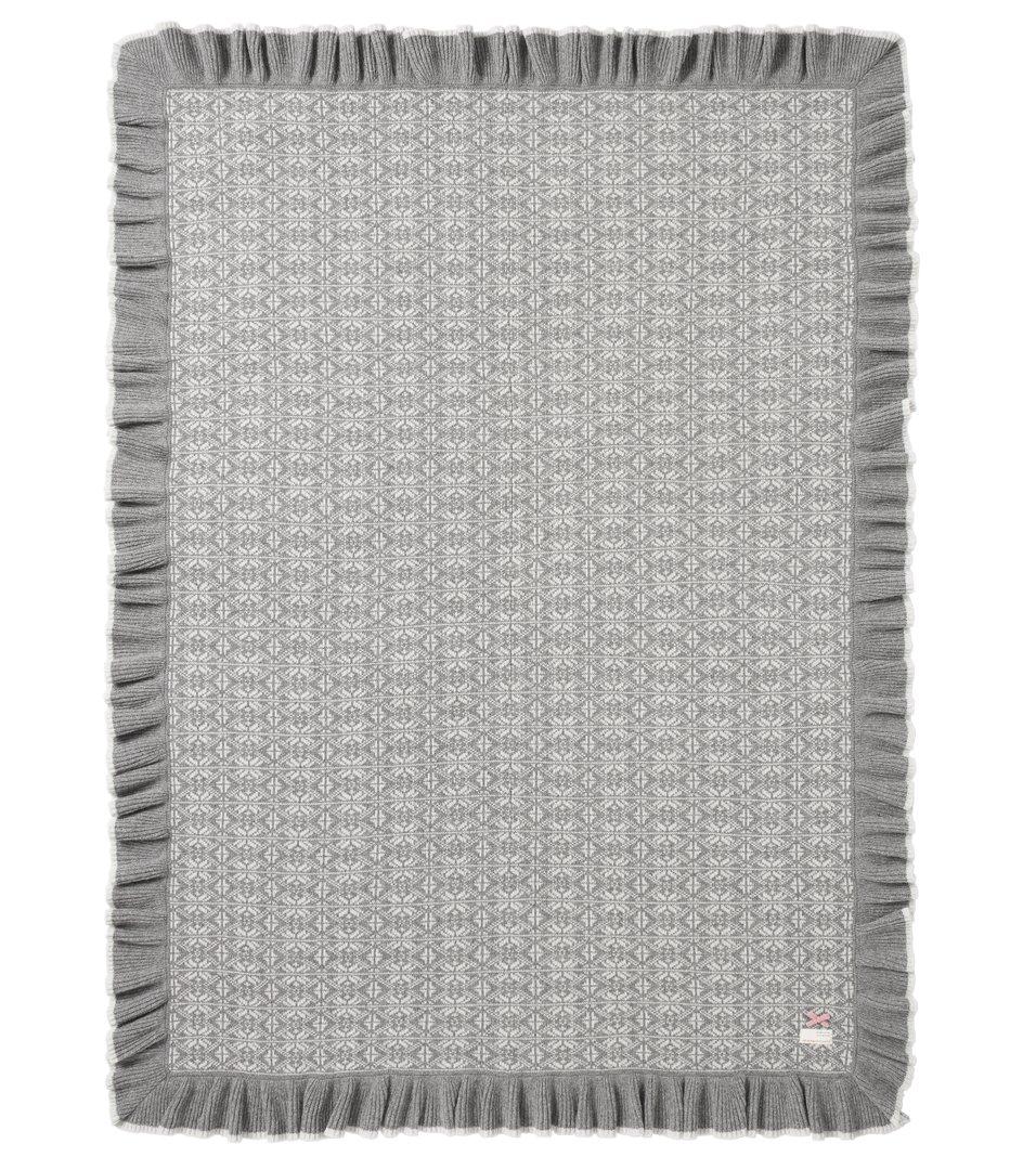 Lovely Knit Blanket